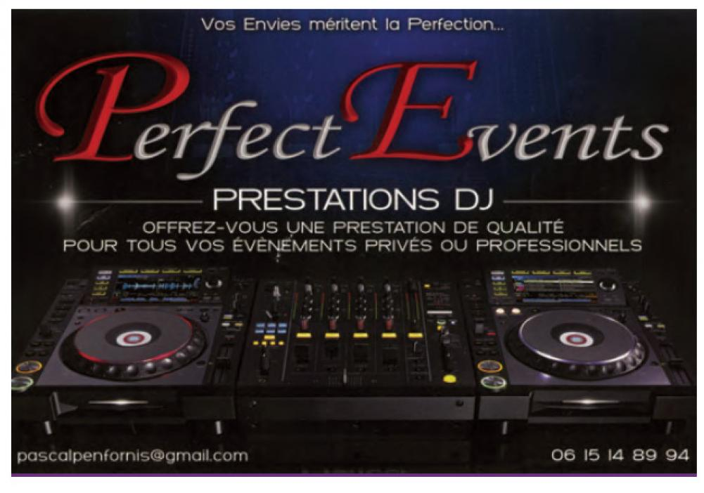 perfect events - Dj Mariage Morbihan