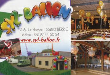 SYL BALLON decoration ballons