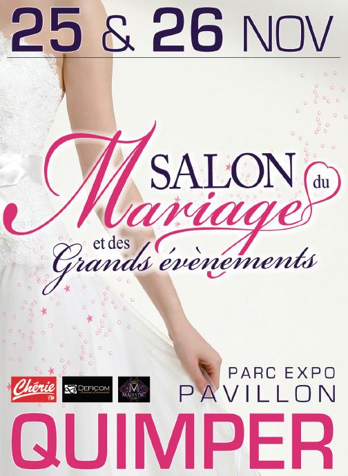 Salon du mariage 2017 2018 vannes et lorient dans le for Salon du chiot 2017 bretagne